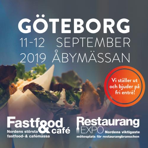 Restaurangexpo 2019