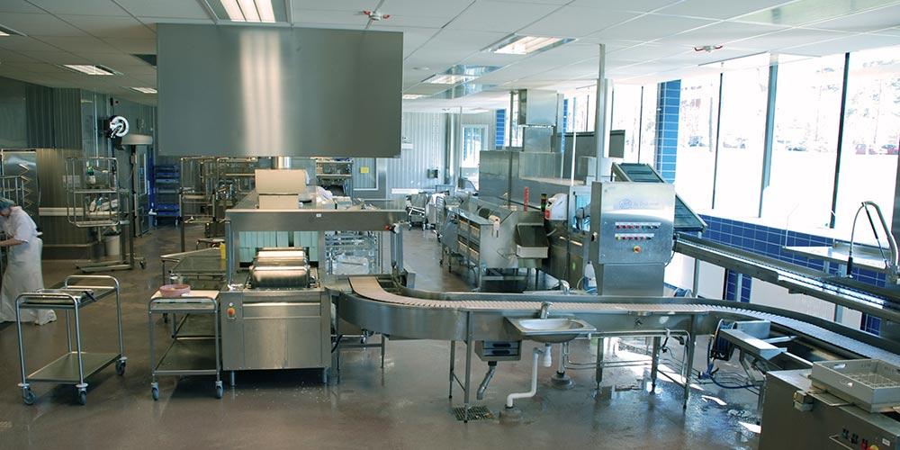 Moderna diskrum för sjukhuskök diskomat